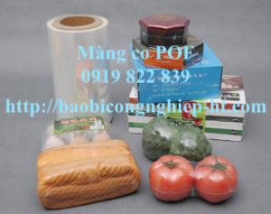 màng co pof shrink film